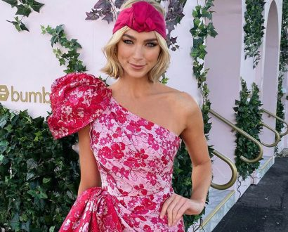 Michelle Battersby at 2019 Melbourne Cup