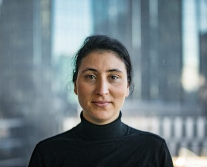 Zina Bencheikh, Intrepid Travel Regional General Manager