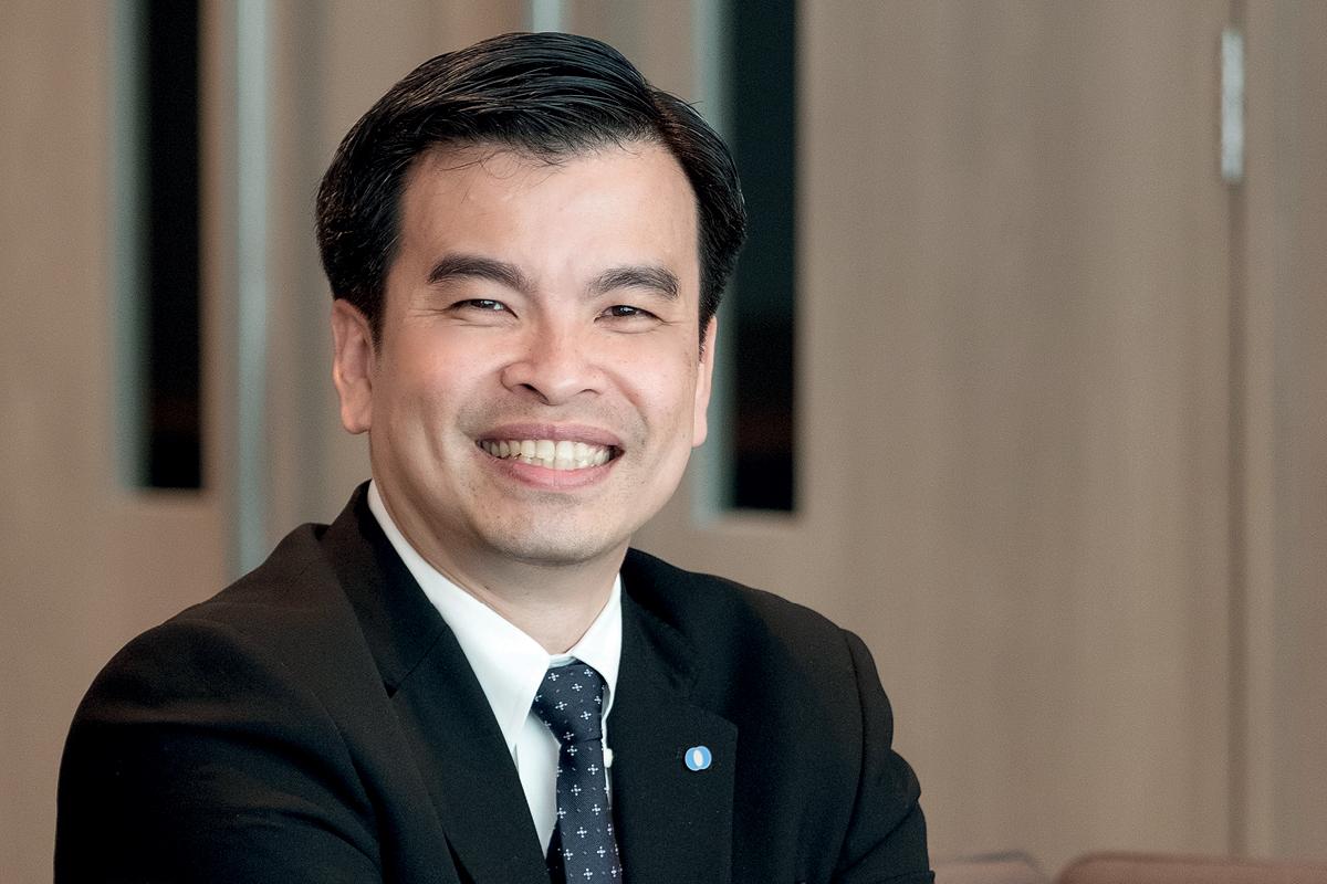 Neo Eng Chong, CEO of Makino Asia