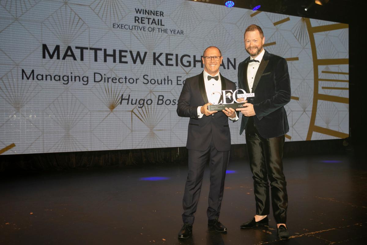 Matthew Keighran