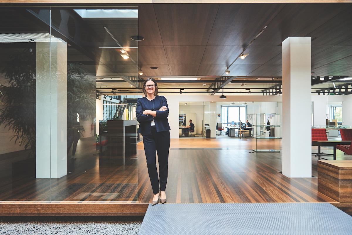 Katharina List-Nagl, CEO of F/List