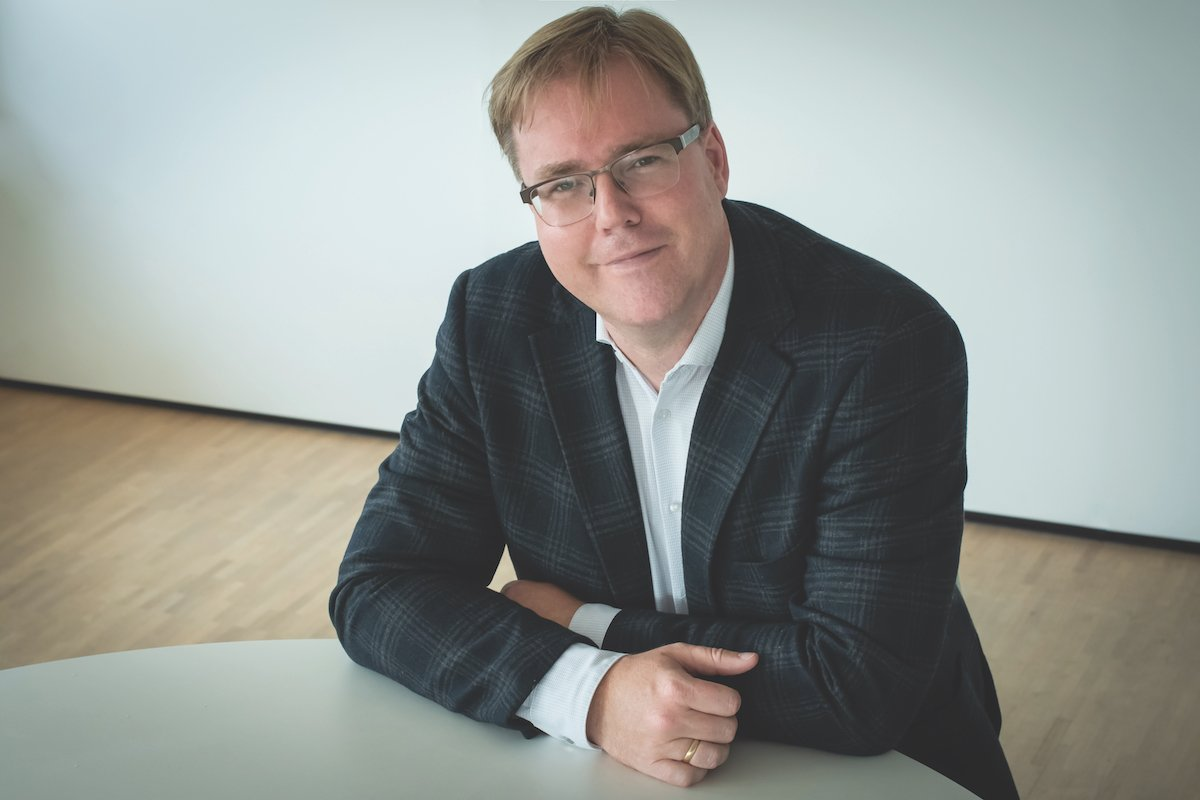 Knut Høgberg, CEO of Odlo
