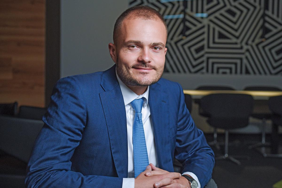 Michal Srnad, CEO of Czechoslovak Group