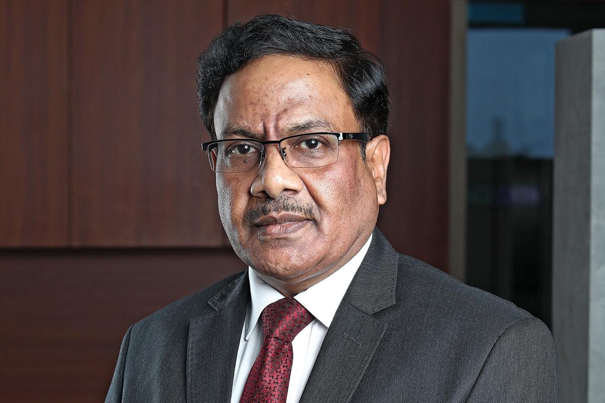 Anil Banchhor, Managing Director & CEO of RDC Concrete India