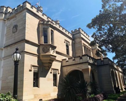 Swifts mansion is host of Sydney Harbour Concours d'Elegance 2020