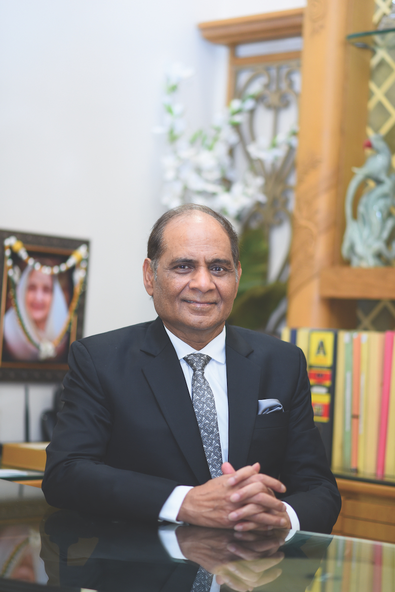Bajrang Lal Agrawal, Managing Director of Godawari Power & ISPAT Ltd