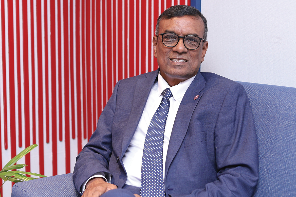 Chandra Shekhar Ghosh, Managing Director & CEO of Bandhan Bank