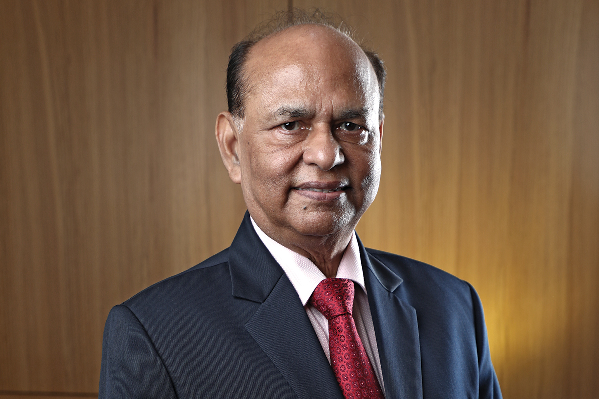 Digambar Bagde, Managing Director of Transrail Lighting