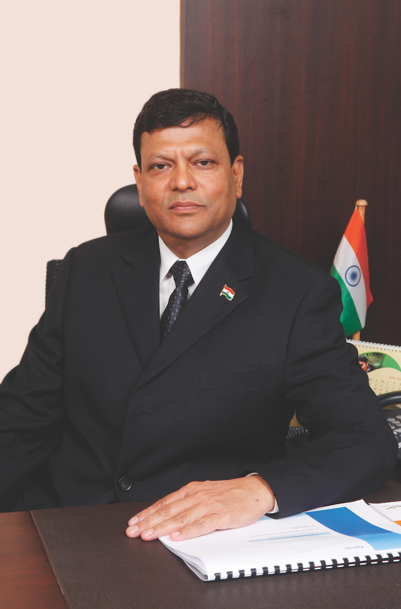 Naushad Ansari, Joint Managing Director of Jindal Steel and Power Limited