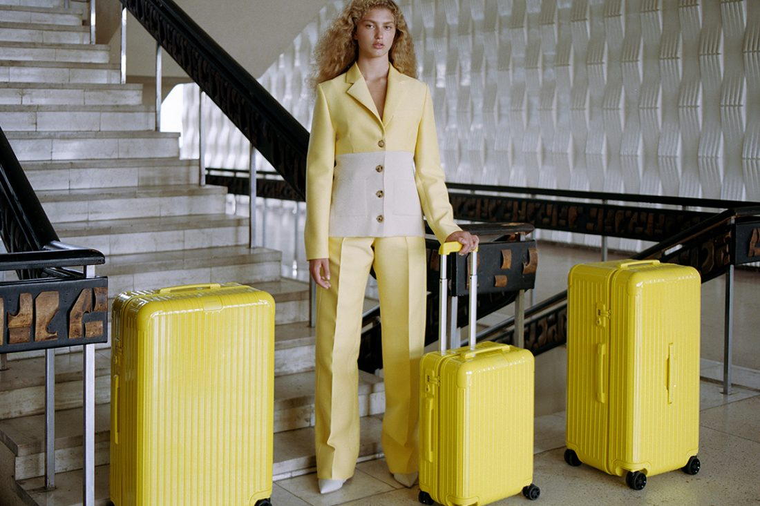Rimowa has made its debut in Sydney with new range of luxe luggage