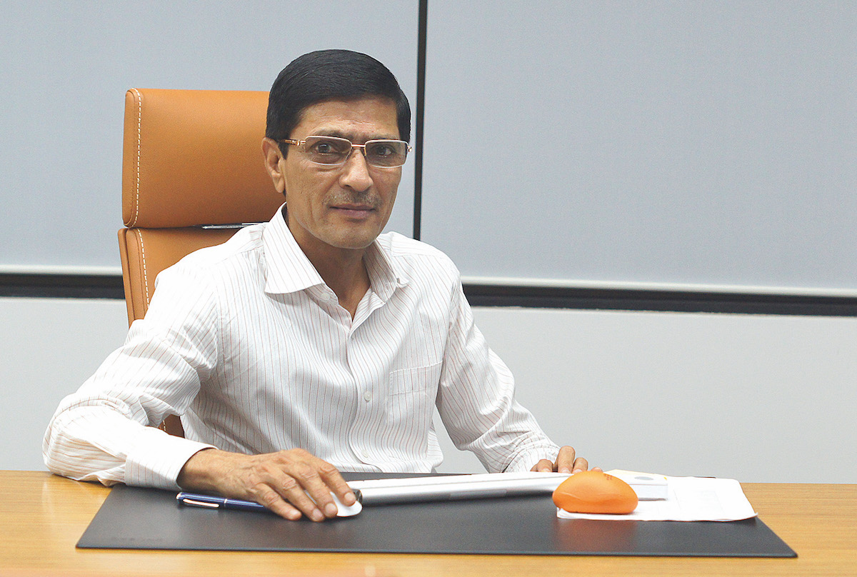 Suhas Lunkad, Founder & Managing Director of Rohan Builders