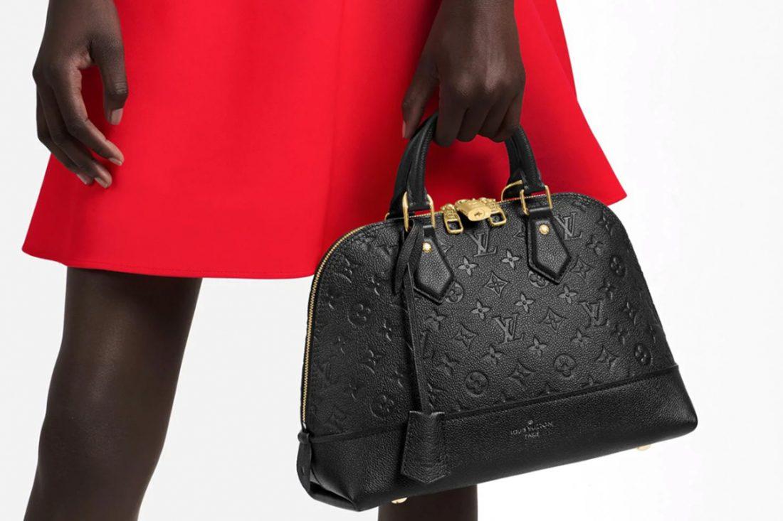Louis Vuitton e-commerce