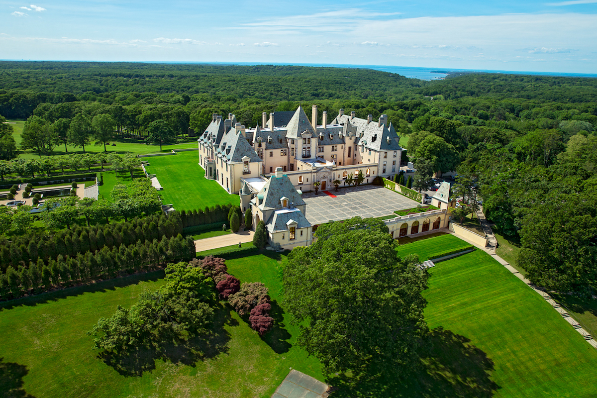 Oheka Castle, Long Island, Upstate New York