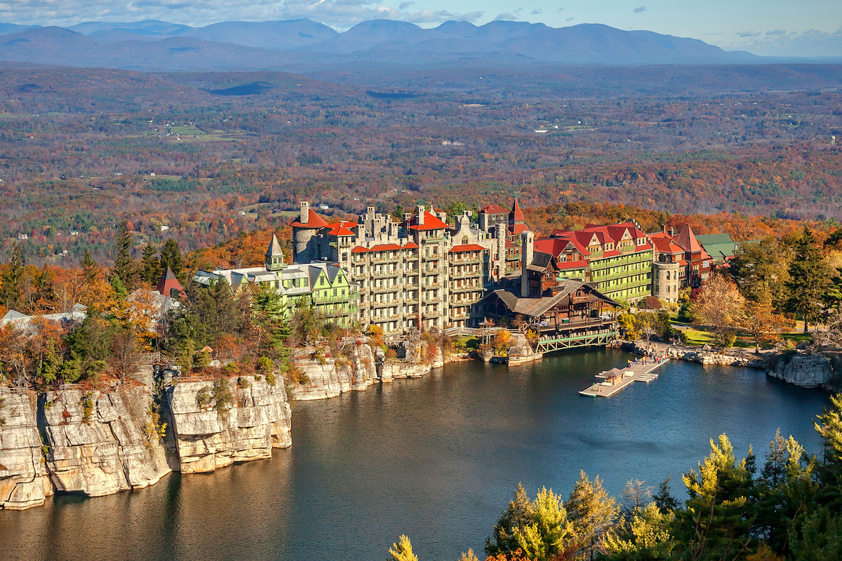 Mohonk Mountain House, Hudson Valley