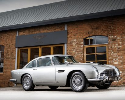 James Bond Aston Martin collectables