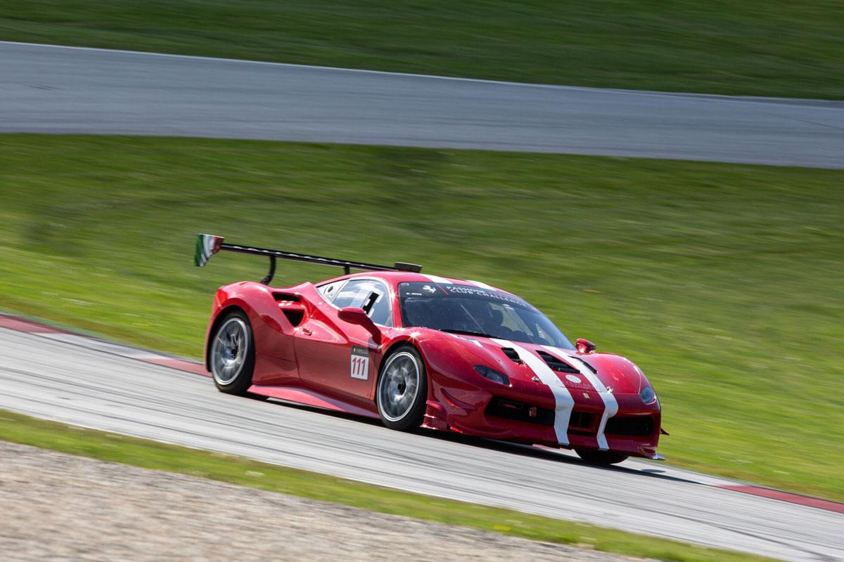 Passione Ferrari Club Challenge