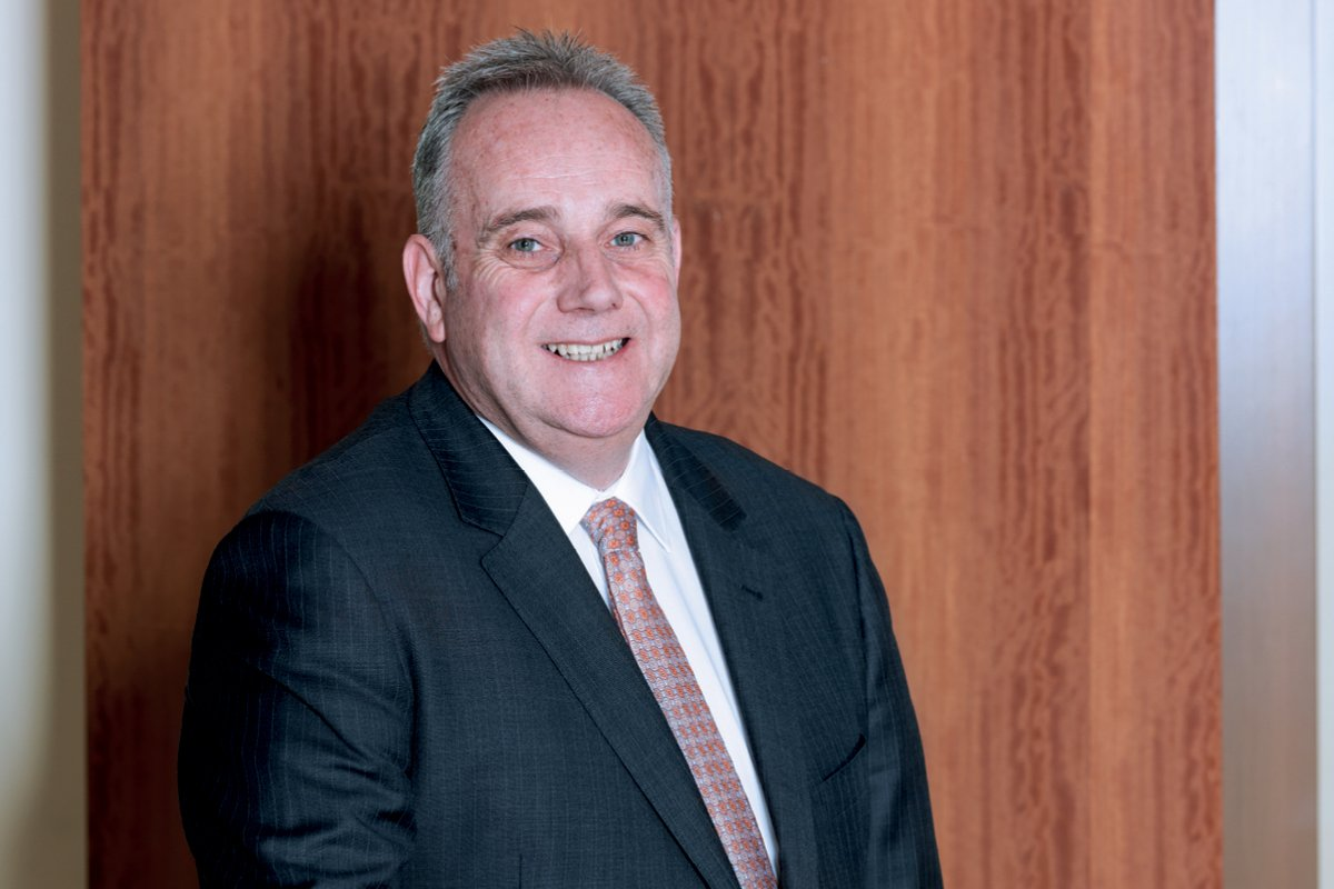 Russell Telford, Managing Director of AG Coombs