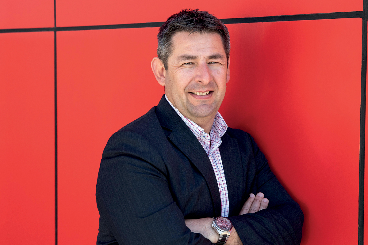 Spiro Michas, CEO of Real Dairy Australia