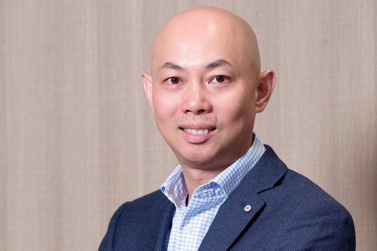 Dr Christopher Ting, Group CEO and Founder of Pathology Asia