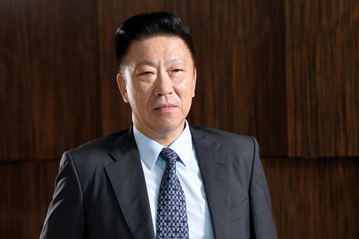 Yongfeng Zhang, Chairman of the Board at Xiamen C&D Inc