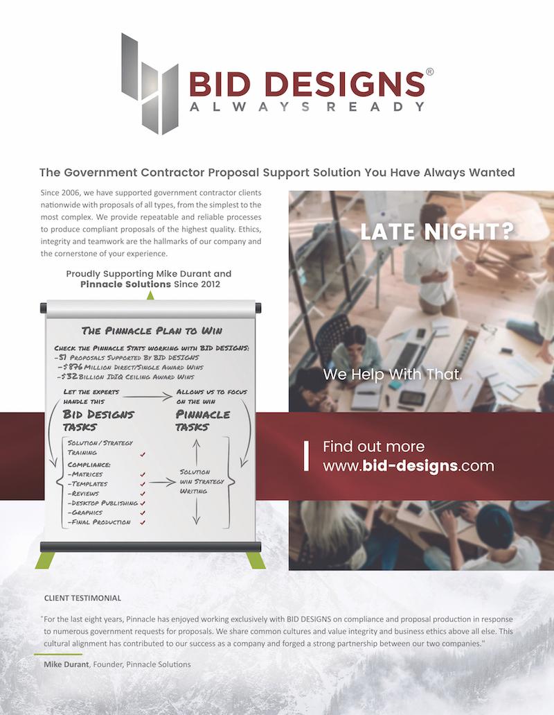 Bid Designs