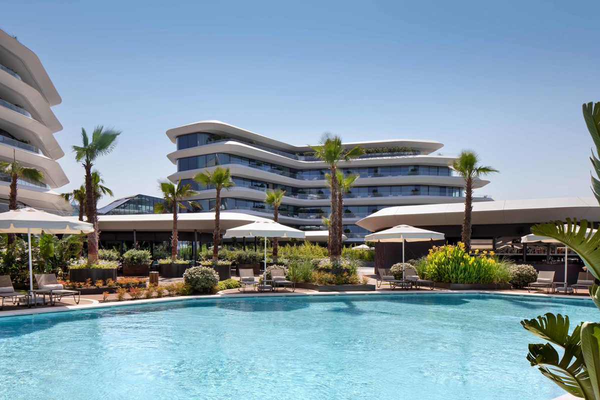 Marriott, Cesme, Luxury Collection