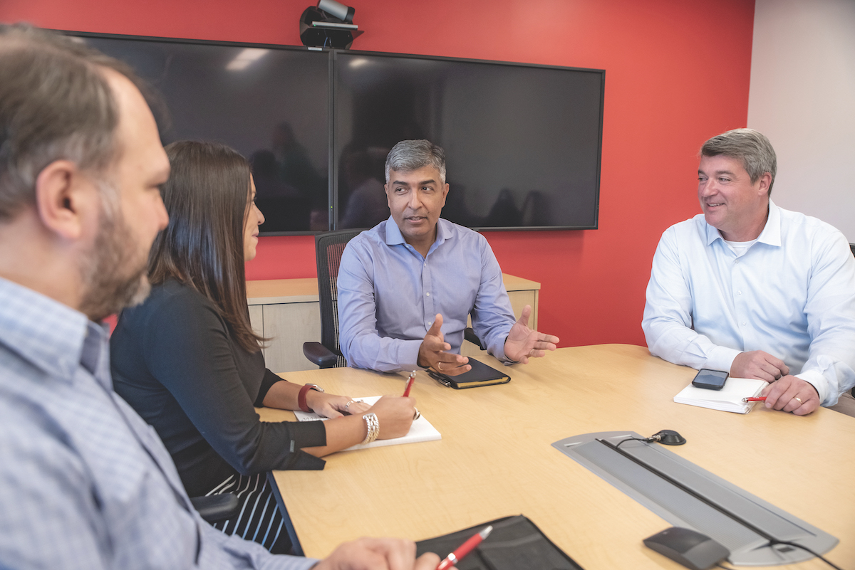 Rohit Ghai, President of RSA Security