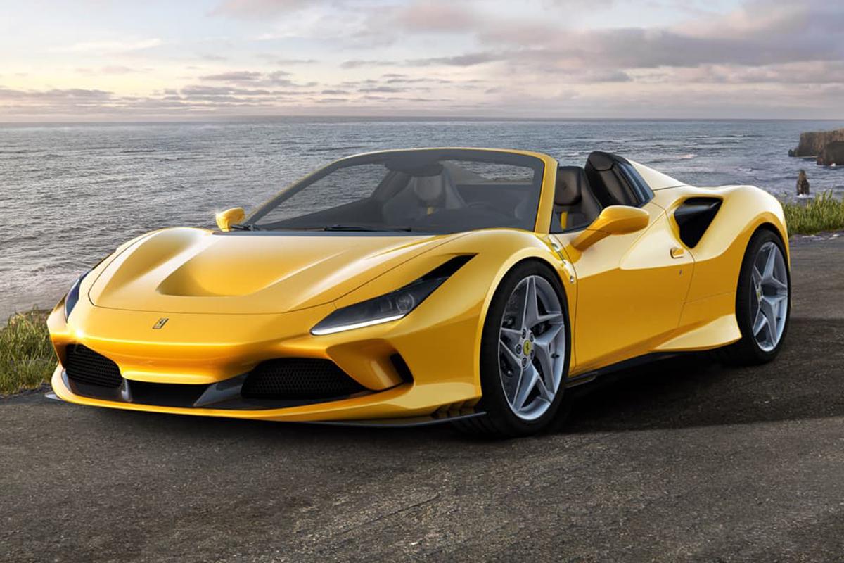 Luxury cars 2020