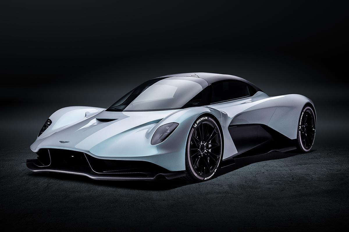 Luxury cars 2020: Aston Martin Valhalla