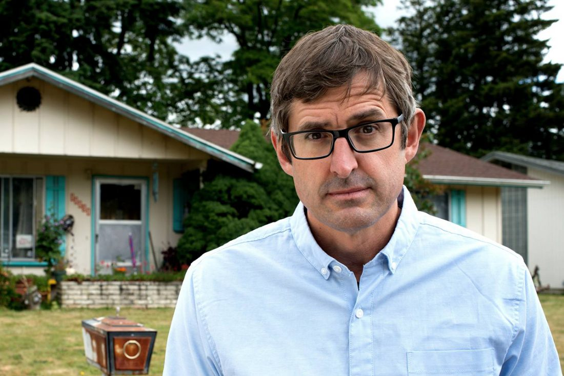 Louis Theroux on Donald Trump, brothel workers and disruption of social media
