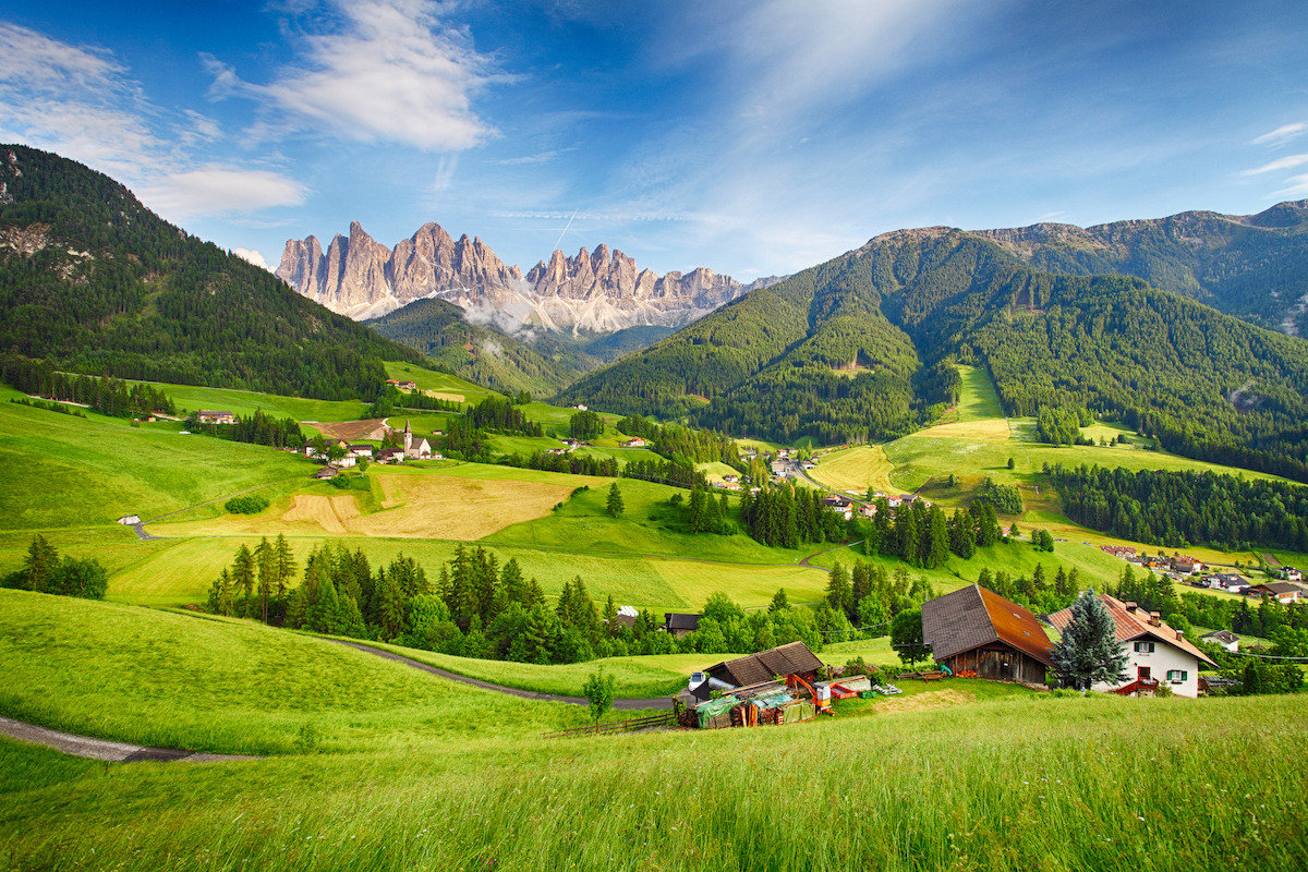 The Ranch Dolomites