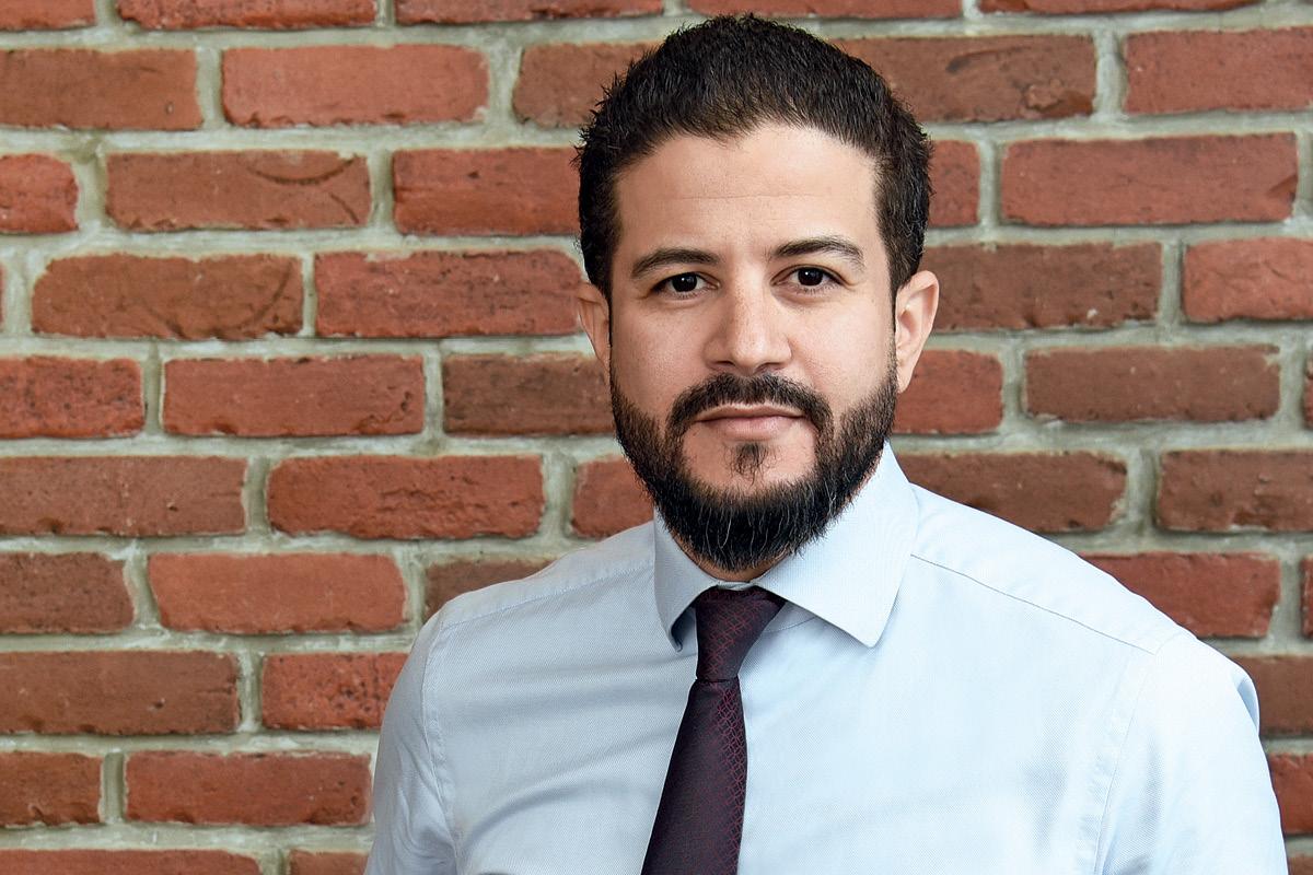 Aalaeddine Chahbi, CEO of MITS Corp
