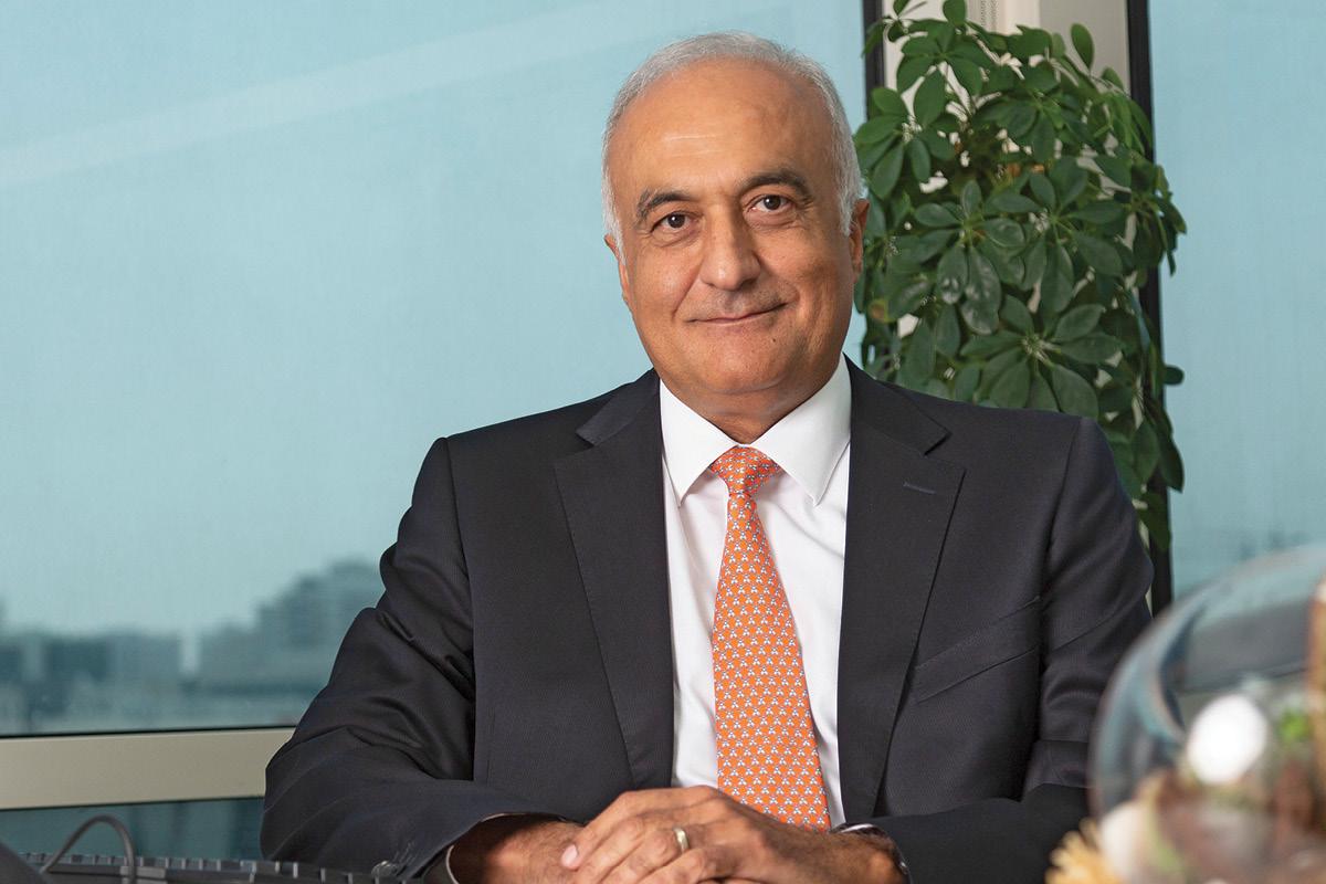 Erdem Kocak, President of Henkel GCC