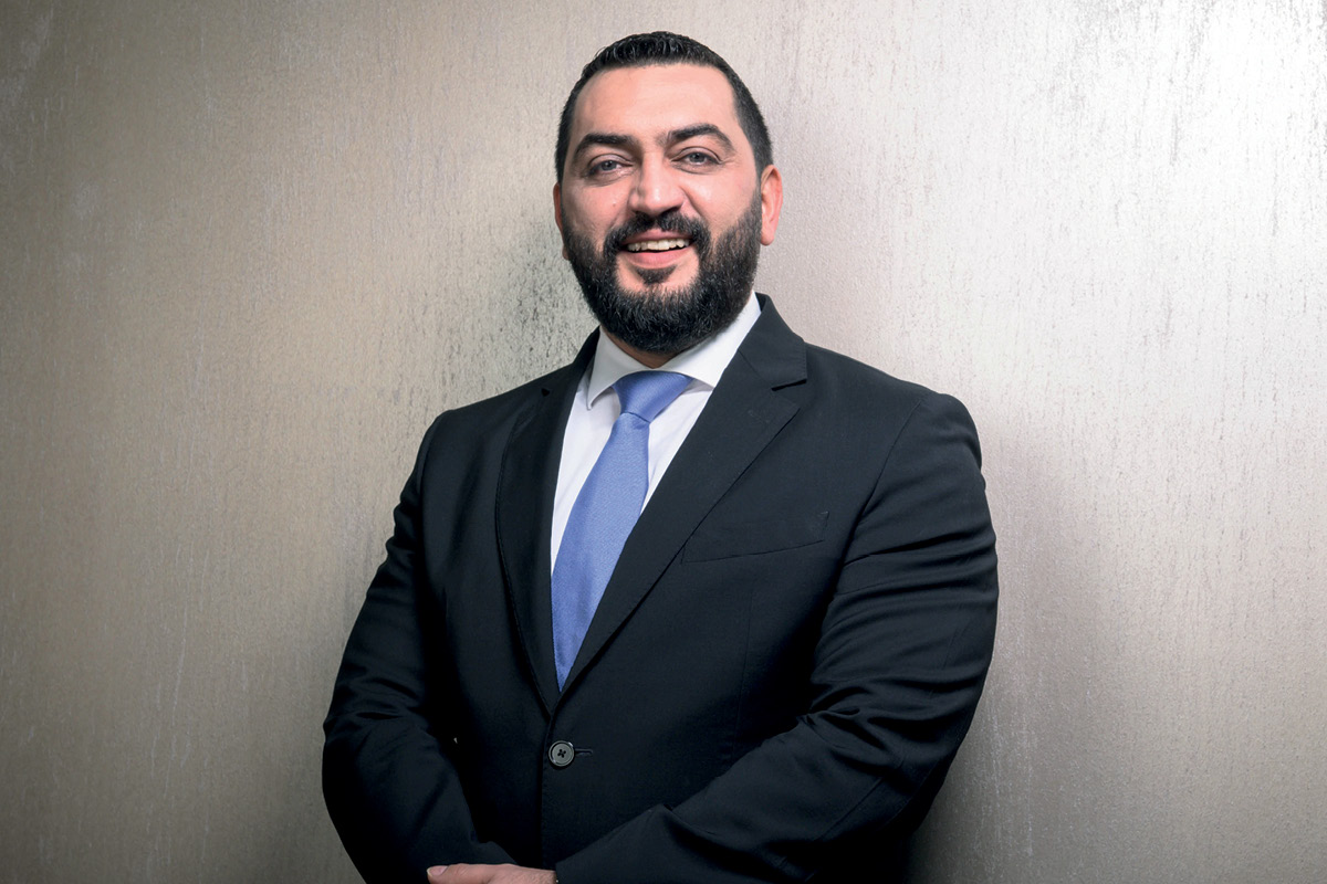 Dr. Fadi Jomaa, CEO of Al Qamra Holding Group