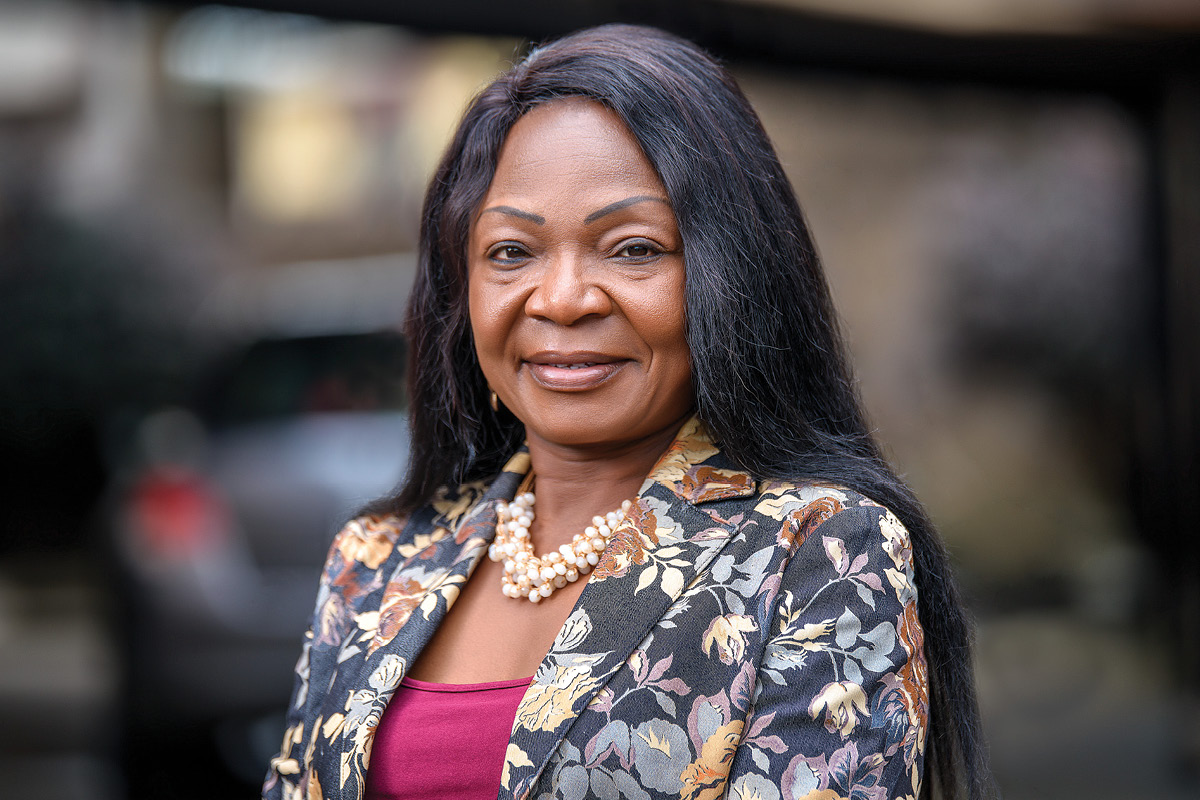 Ijeoma Oduonye, CEO of Cutix