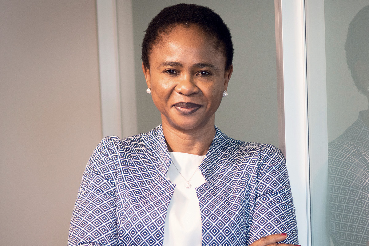 Minki Rasenyalo, CEO of Doves Group