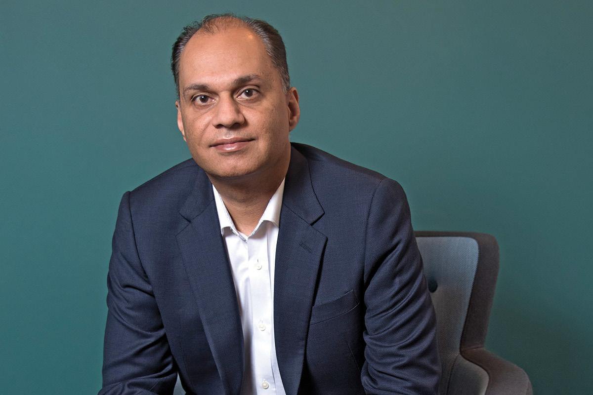 Raj Beri, Head of Uber Eats