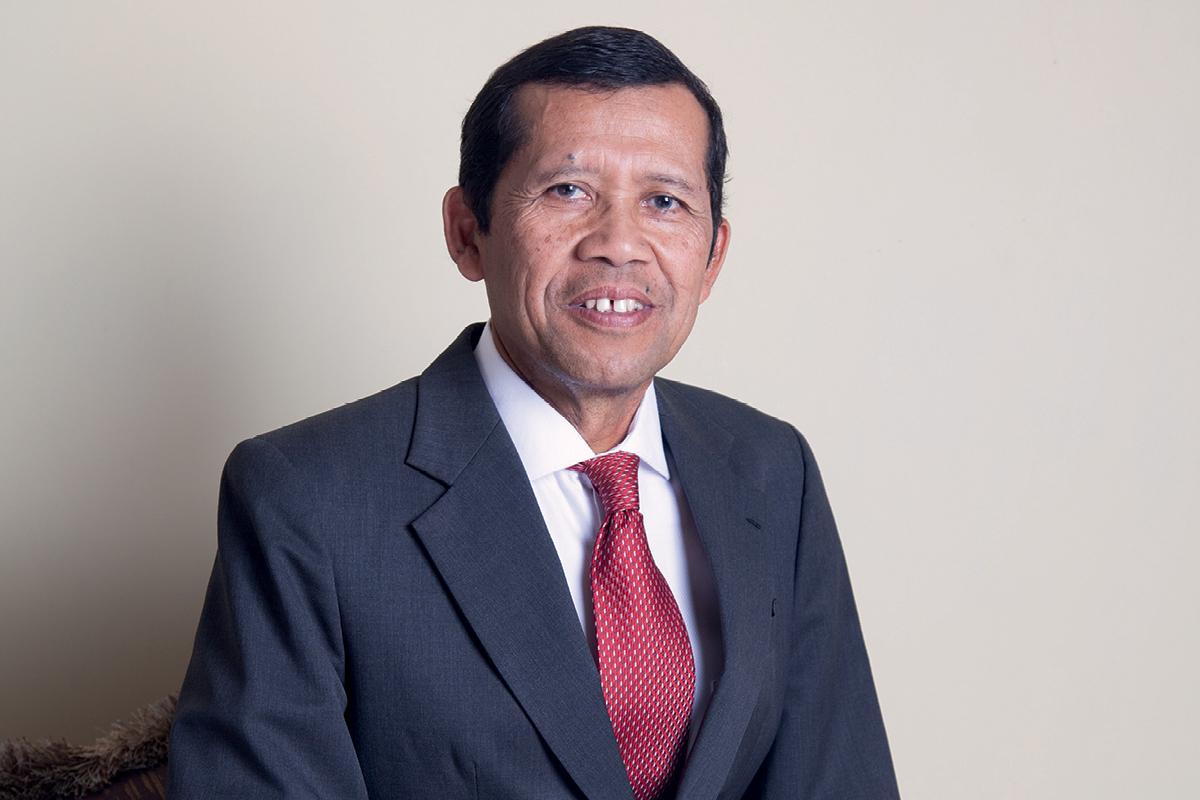 Asmari Herry Prayitno: Samudera Shipping Line