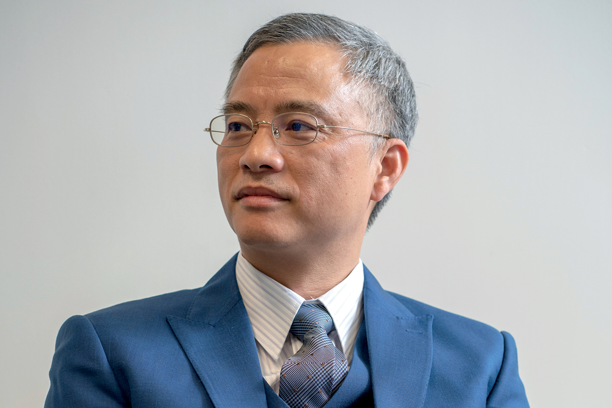 Francis Sun, Vice President of ANSYS Greater China