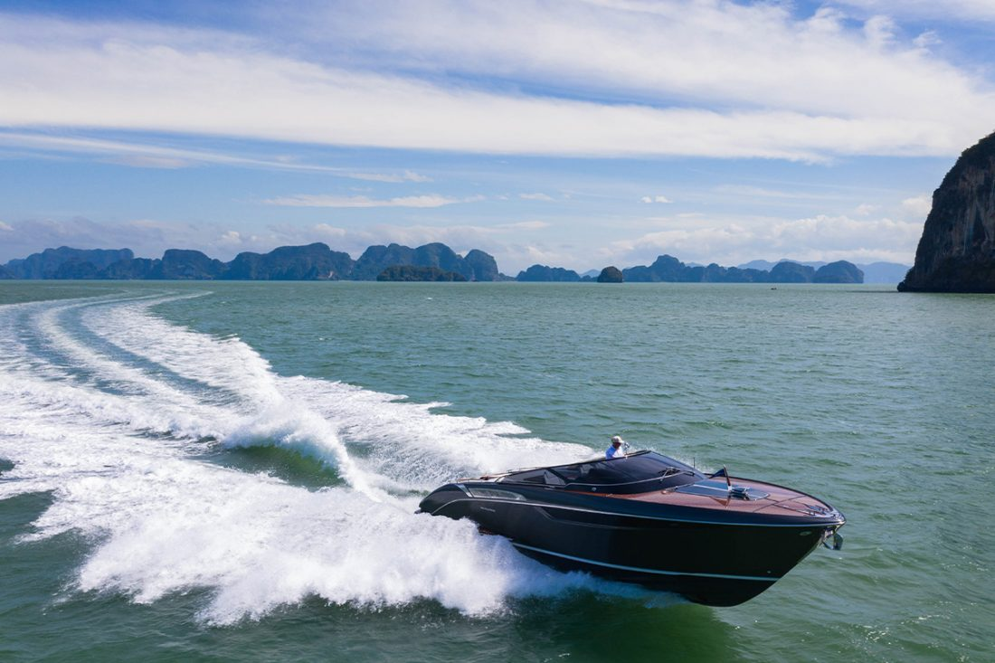 Ferretti Group unveil elegant new superyachts at Thailand Yacht Show