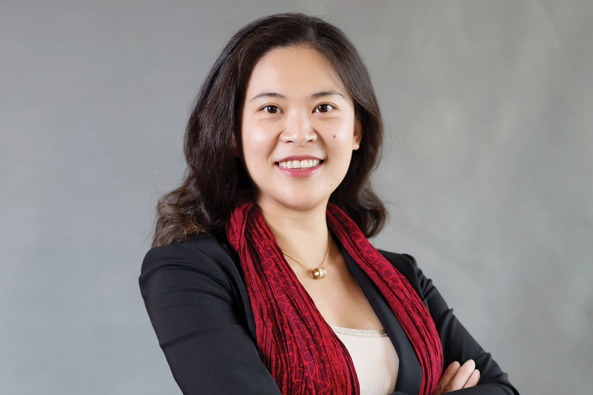 Jessie Lian, General Manager of Cardinal Health