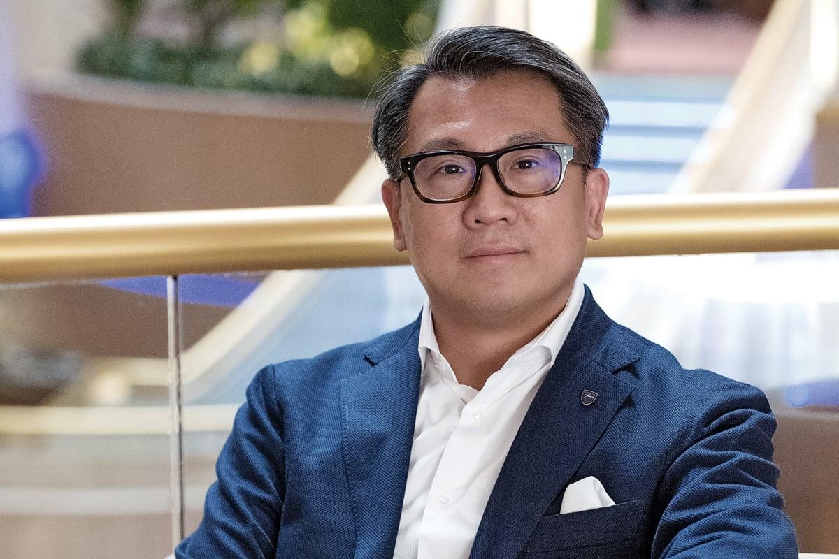Richard Sung, CEO of Apollo Future Mobility