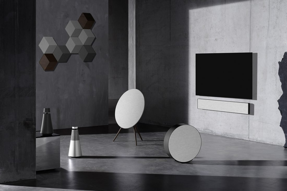 Bang & Olufsen new collection