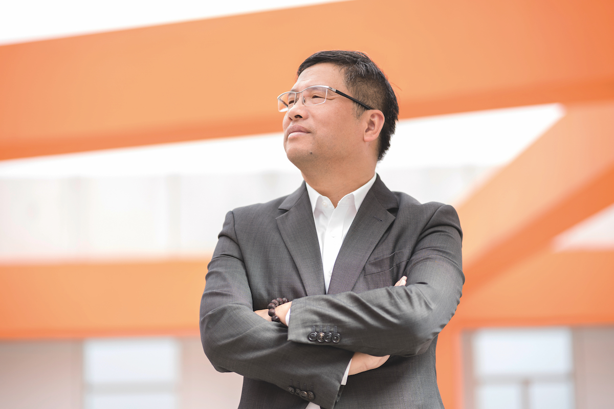 Li Qing, Vice President and General Manager, Greater China of Illumina