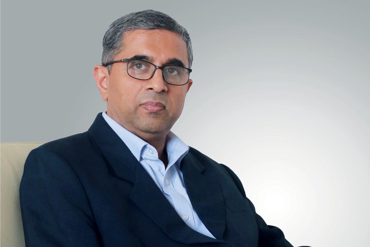 Mohan Kumar, Managing Director of Toyota Kirloskar Auto Parts