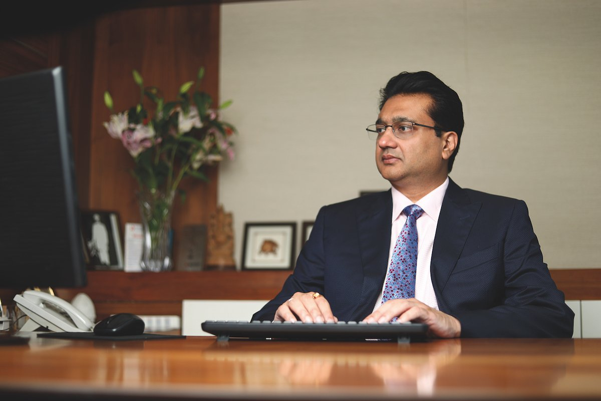 Siddharth Kejriwal, Managing Director of Parksons Packaging Limited