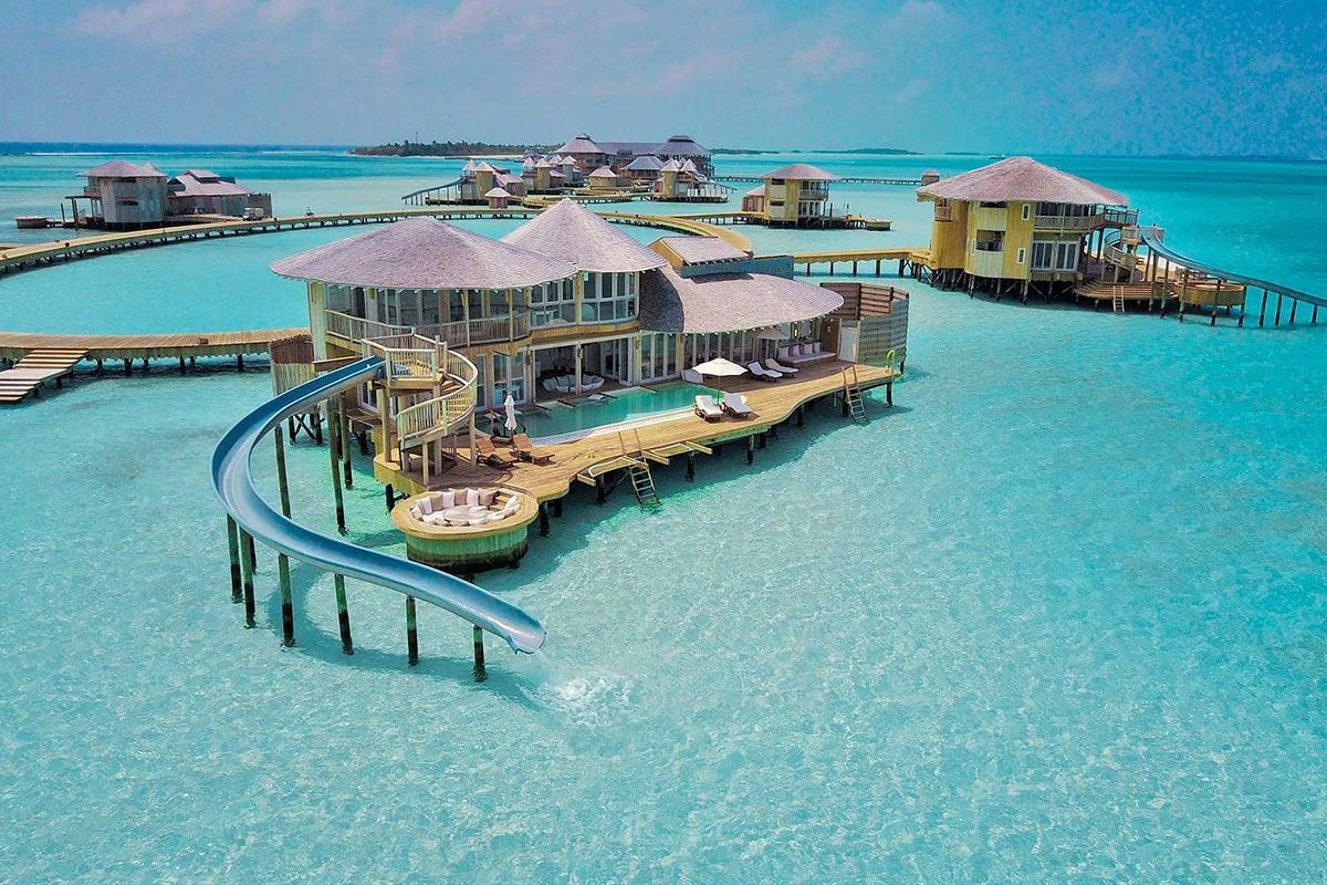 Maldives Resorts - Soneva