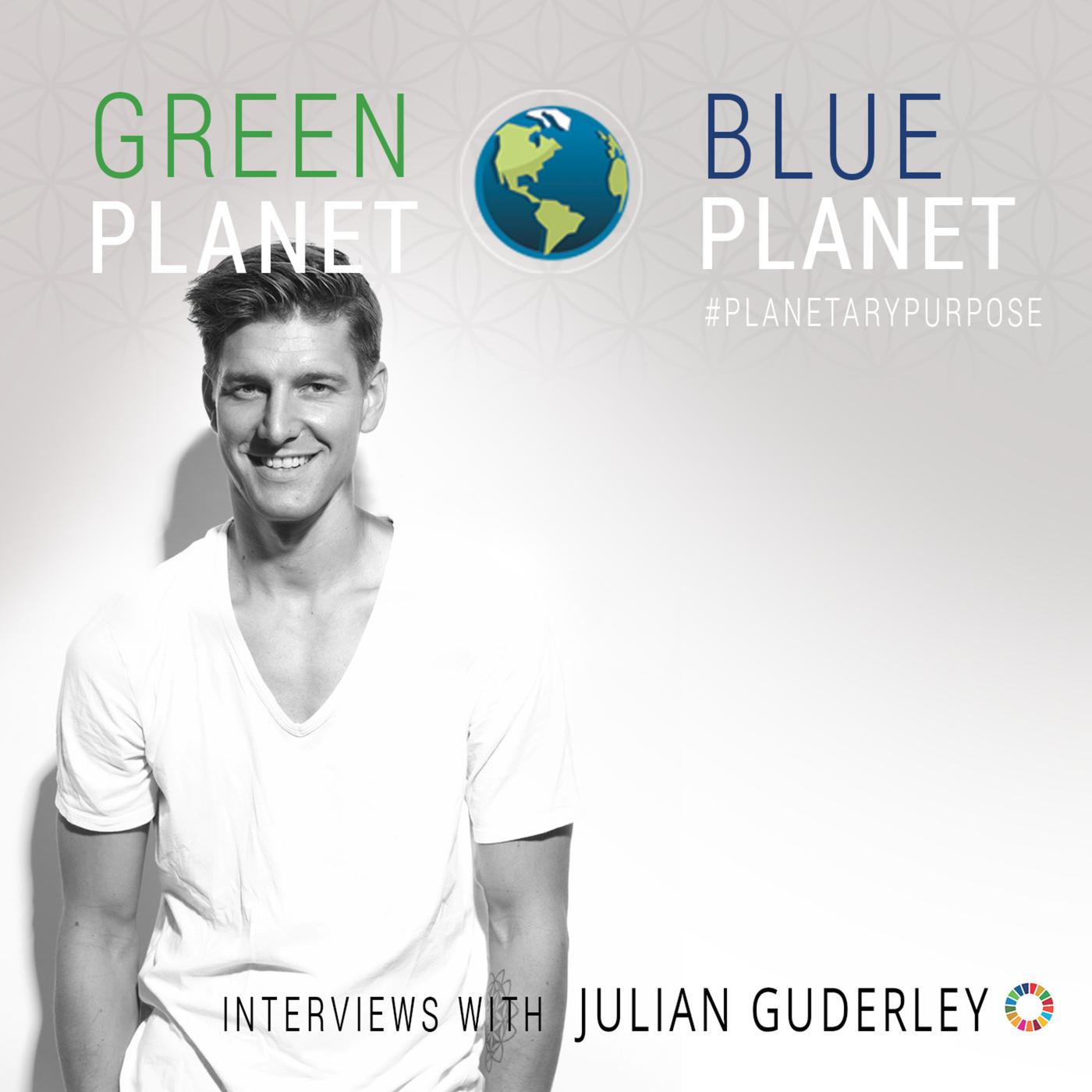 GreenPlanet BluePlanet podcast