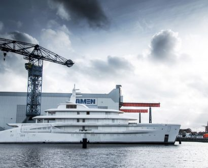 AMELS 78-metre full custom superyacht