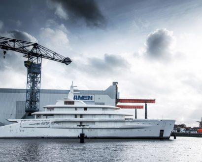 AMELS 78-metre full custom superyacht